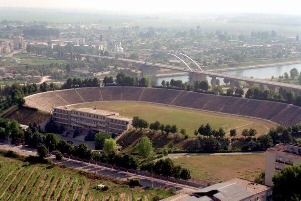 Stadionul din Medgidia