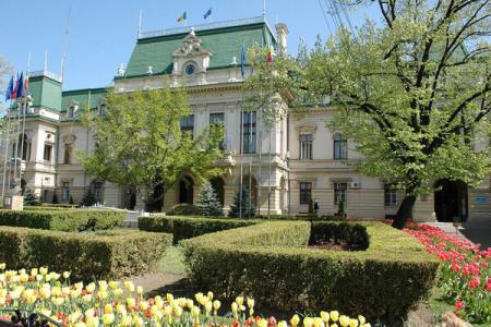 Sediul Primăriei Iași