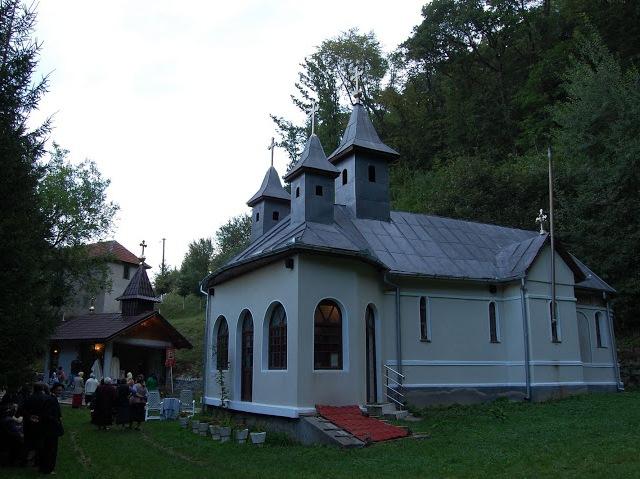 Mănăstirea de la Feredeu