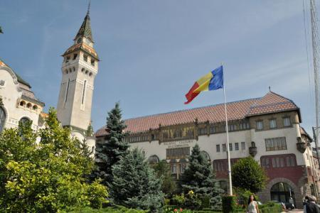Palatul Culturii din Târgu Mureș