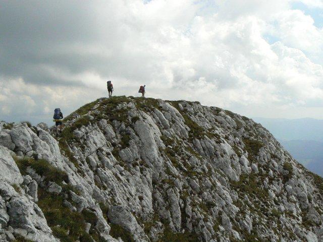 Vârful Grindu - 2229 m - Piatra Craiului