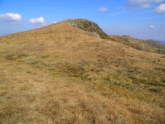 Vârful Păpuşa - 2391 m - Iezer-Papuşa