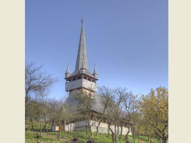 Biserica de lemn din Aşchileu Mic