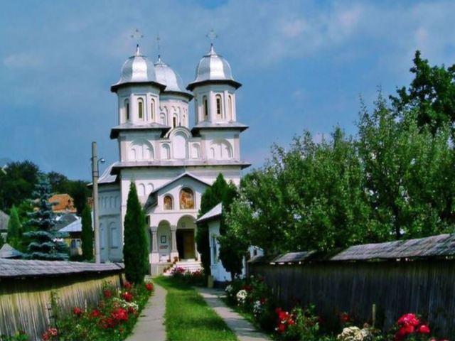 Mănăstirea Slănic