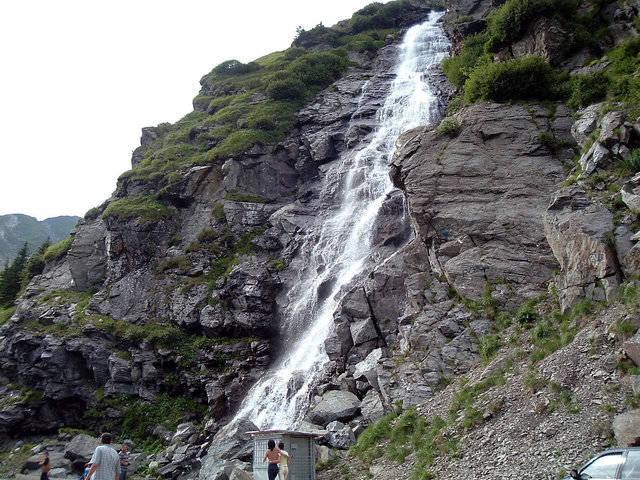 Cascada Capra