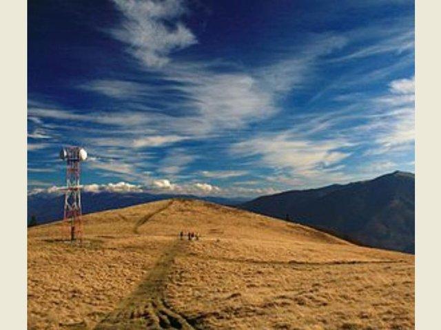 Vârful Măgura - 984 m - Berzunți