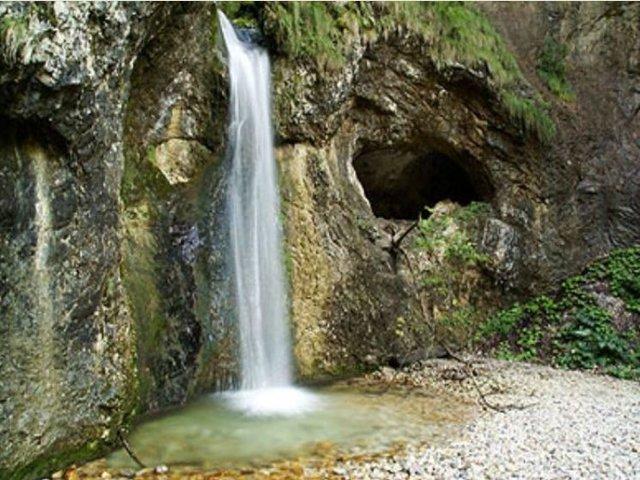 Cascada Oşelu