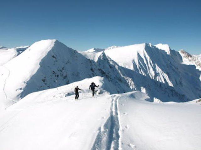 Vârful Hârtopul Darei - 2506 m - Făgăraş