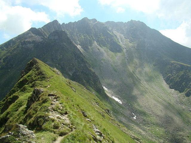 Vârful Podragu - 2482 m - Făgăraş