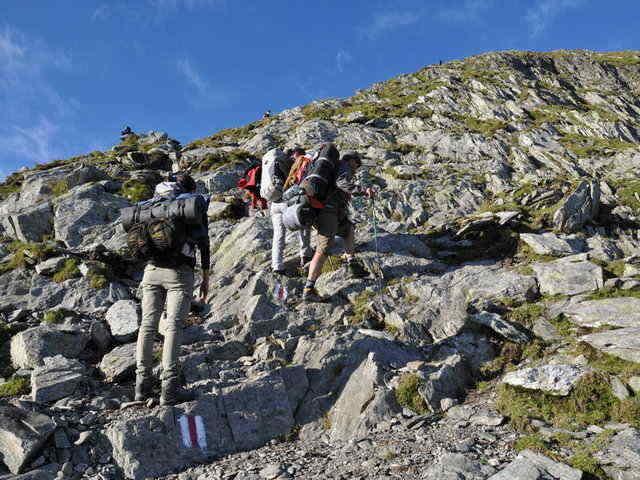 Vârful Mircii - 2471 m - Făgăraş