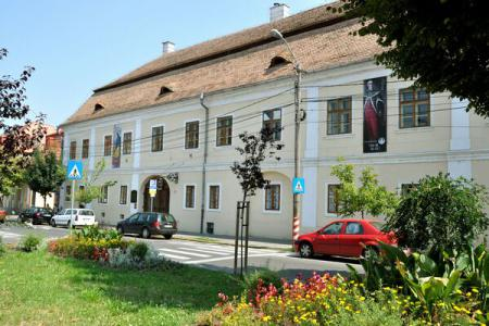 Biblioteca Teleki din Târgu Mureș