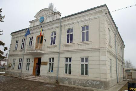 Muzeul Poliției Române se află în Târgoviște