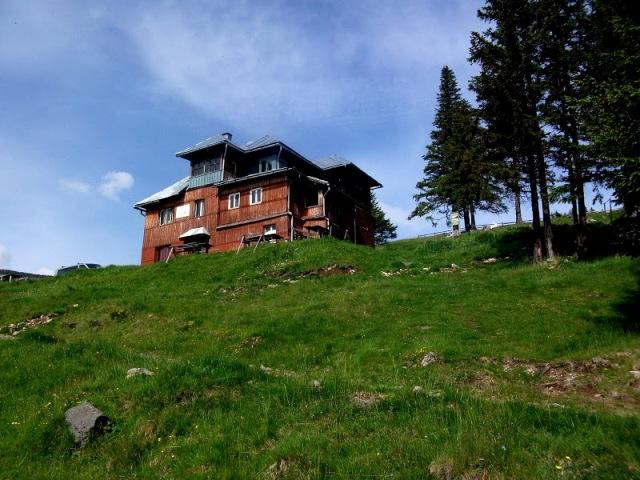 Cabana Vlădeasa -1430 m