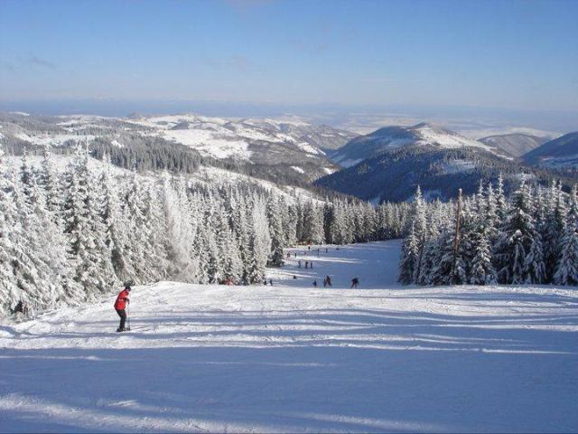 Pârtia de ski Băişoara