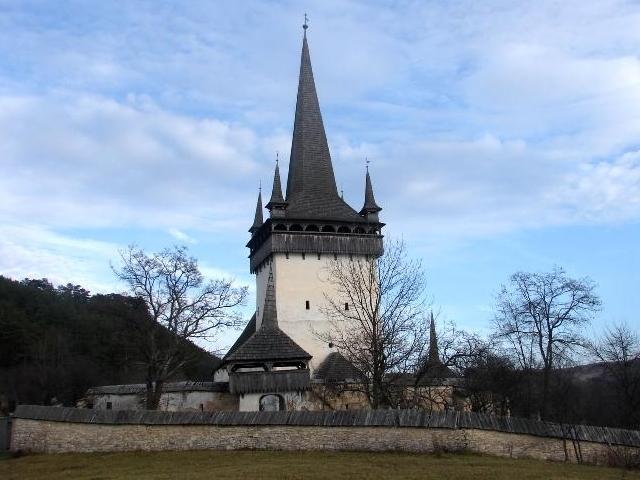 Biserica reformată calvină Văleni