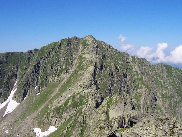 Vârful Şerbota - 2331 m - Făgăraş