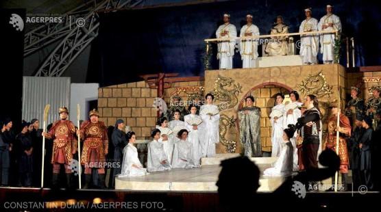 DOZA DE CULTURĂ: ''Turandot''