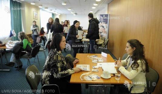 ANOFM: 30.225 de locuri de muncă vacante la nivel naţional