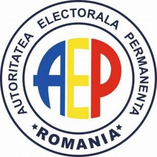 AEP: Verificarea subvenţiilor partidelor, reluată, alături de Curtea de Conturi, după stabilirea unui calendar