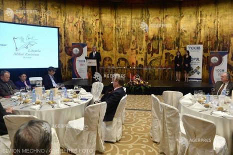 Circa 7.000 de firme din Capitală, premiate de CCIB; AGERPRES, premiu pentru profesionalism în reflectarea fenomenului economic