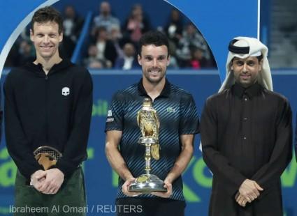 Tenis: Roberto Bautista Agut, învingător în turneul ATP de la Doha