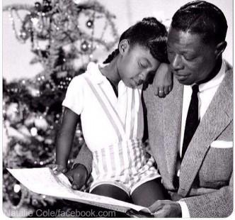 PĂRINŢI ŞI COPII TALENTAŢI: Natalie şi Nat King Cole