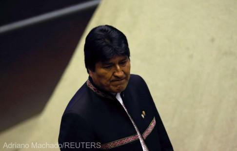 Preşedintele Boliviei a felicitat China pentru succesul misiunii spaţiale Chang'e 4 pe Lună