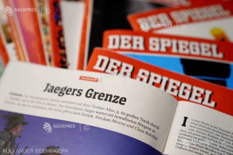 Jurnalistul falsificator de la Der Spiegel neagă acuzaţia de deturnare de fonduri