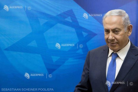 Israel: Premierul Benjamin Netanyahu audiat de poliţie într-un dosar de corupţie
