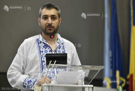 Sebastian Popescu - candidatul PNR la alegerile prezidenţiale