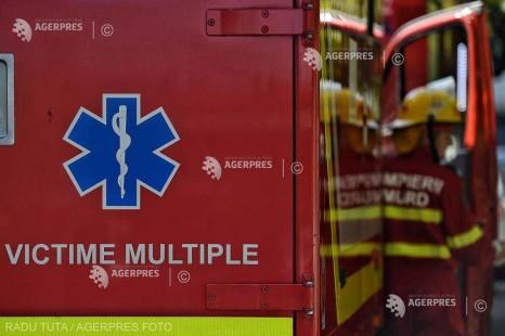 Alba: Punct de lucru temporar, cu ambulanţă SMURD, deschis lângă Domeniul schiabil Şureanu