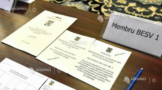 #europarlamentare2019/Peste 450 de candidaţi îşi dispută cele 33 de mandate de europarlamentari