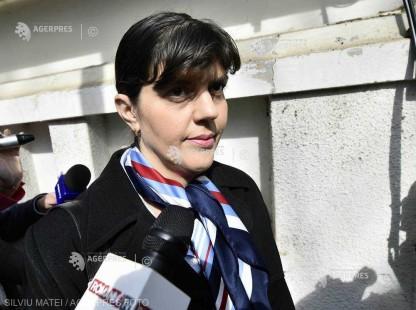 Secţia pentru procurori a CSM a aprobat prelungirea delegării Laurei Codruţa Kovesi la Parchetul General (surse)