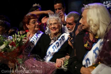 Tova Ringer, în vârstă de 93 de ani, desemnată Miss Holocaust 2018