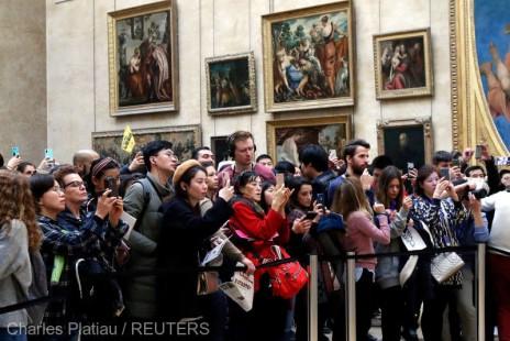 Luvru poate fi vizitat gratuit anul acesta în prima sâmbătă din fiecare lună