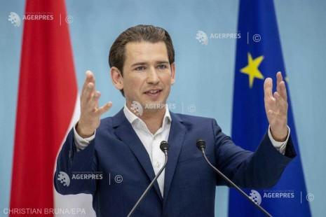 #europarlamentare2019 Cancelarul austriac cere eliminarea a 1.000 de reglementări UE şi critică 'paternalismul' Bruxelles-ului