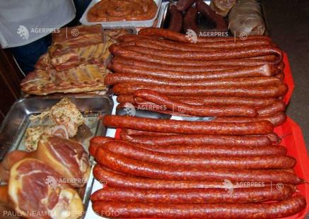 ANSVSA: Carnea de porc din zonele unde evoluează pesta porcină africană nu poate fi transportată în UE