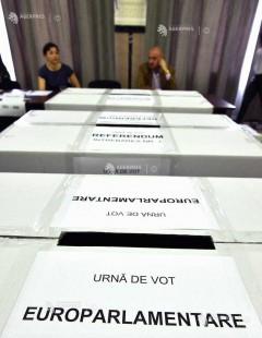 #europarlamentare2019/441 secţii de votare în străinătate; alegătorii români din străinătate pot vota pentru PE şi referendum