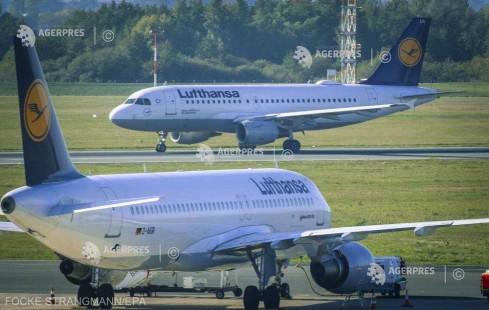 Lufthansa rămâne şi în 2018 cel mai mare operator aerian din Europa
