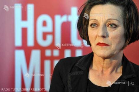 DOCUMENTAR: Scriitoarea de origine română Herta Müller, laureată a Premiului Nobel, împlineşte 65 de ani