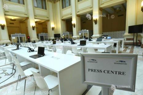 România printre ţările UE cu cea mai mică pondere a jurnaliştilor în totalul forţei de muncă ocupate
