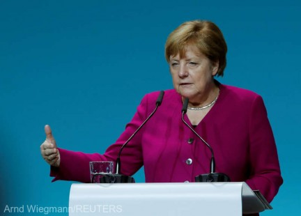 Angela Merkel vrea să continue negocierile de pace pentru conflictul din Ucraina cu noul preşedinte Zelenski