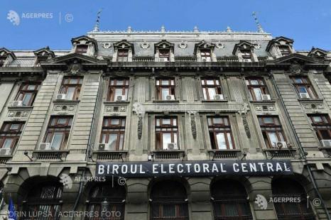 BEC îşi va înceta activitatea la 48 ore de la publicarea în MOf a rezultatului acelui scrutin de duminică ce se publică ultimul