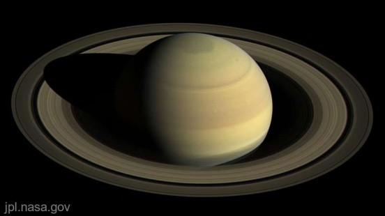 NASA: Durata unei zile pe Saturn depăşeşte cu puţin 10 ore şi 30 de minute