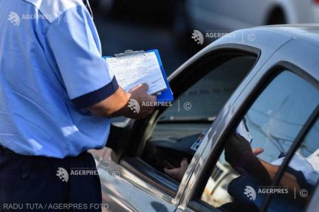 Amenzi pentru şoferi care transportau persoane contra cost în regim de închiriere