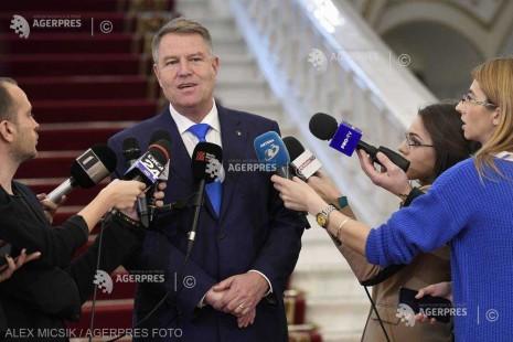 Iohannis: În mod evident, voi colabora cu PNL pentru pregătirea campaniei la prezidenţiale aşa cum se cuvine