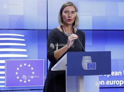 UE/vize: Mii de kosovari au criticat-o pe şefa diplomaţiei europene pe pagina sa de Facebook
