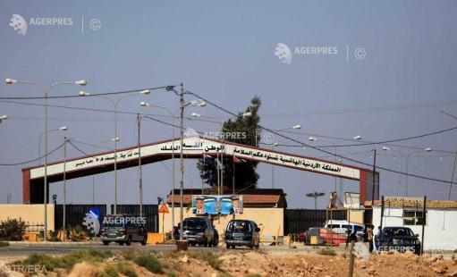 Se redeschide frontiera Siriei cu Iordania