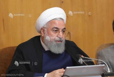Iranul va negocia cu Statele Unite numai în ''respect'' reciproc (Rohani)