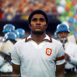O PERSONALITATE PE ZI: Fotbalistul Eusebio